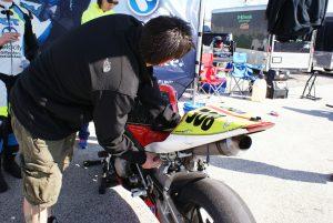 Adjusting suspension